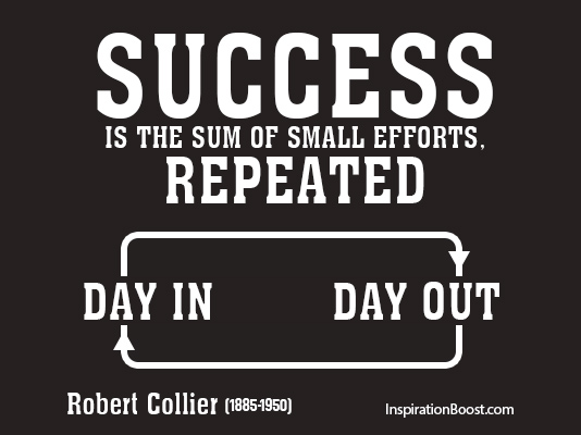 Robert Collier Success Quotes
