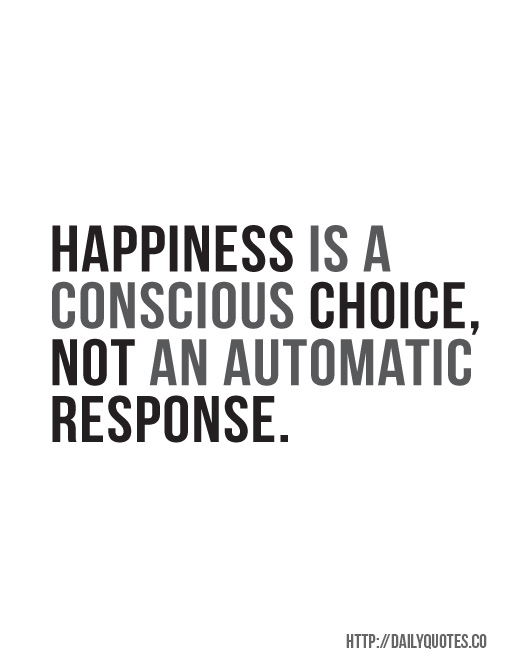 Happiness Inspirational Quote