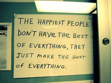 Motivational Monday Life Quote About Happiness-Happiest People