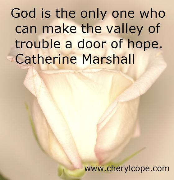 Christian Quotes on Hope part 2 | Cheryl Cope